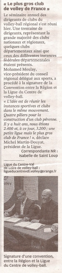 Rassemblement des Clubs 2020 Article NR Rassemlt M MOULAY